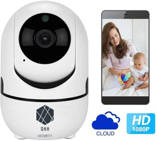 Beveiligde Babyfoon van DHH Security