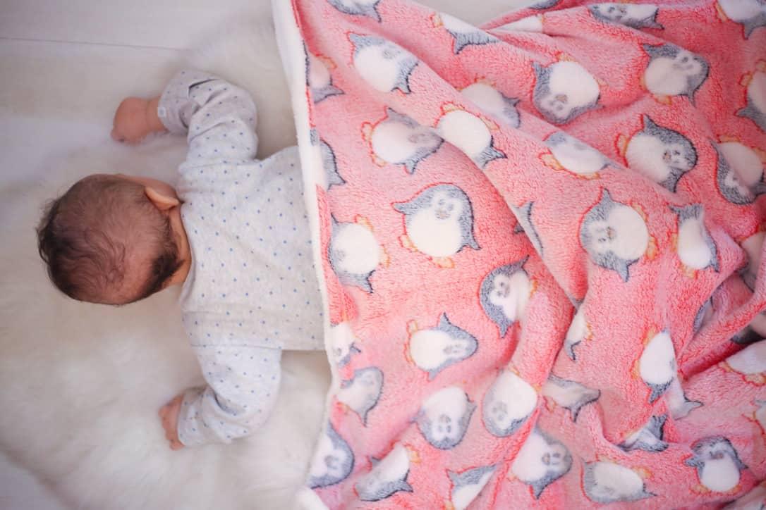 Beste baby deken