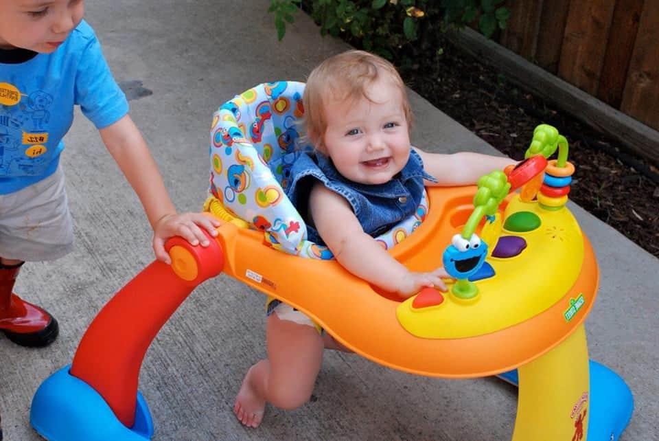 Beste baby loopwagen