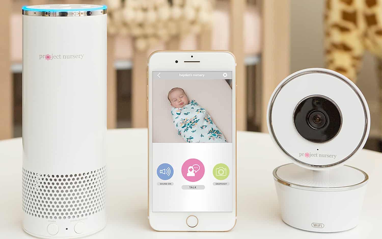 Beste babyfoon met draaibare camera