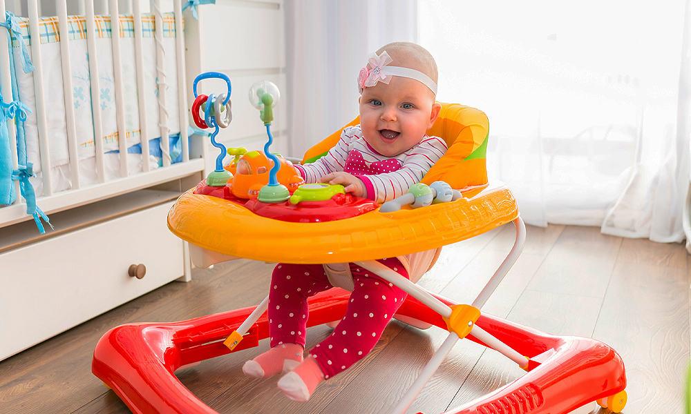 Beste loopstoel baby