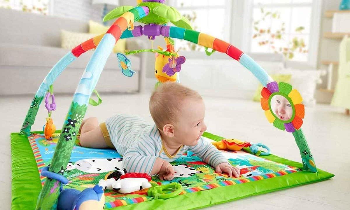 Beste speelkleed baby