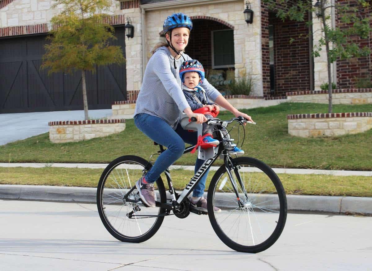 kinderstoeltje fiets