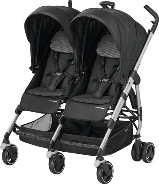 Maxi Cosi Dana For 2 Kinderwagen - Black Raven