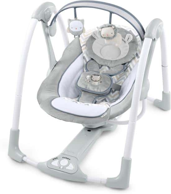Power Adapt Portable Swing