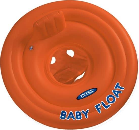 Intex My Baby Float Zwemband - Oranje - My Baby Float Zwemband