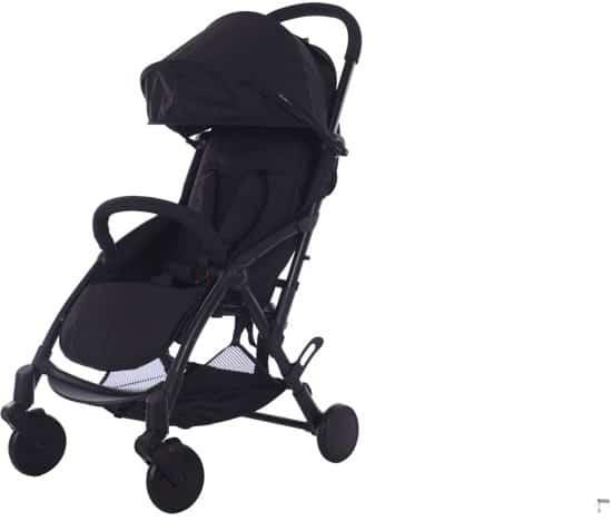 Xadventure buggy compact - zwart