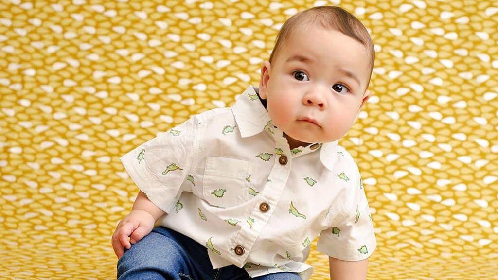 Baby 9 maanden