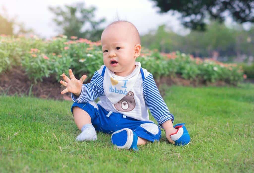 baby 11 maanden ontwikkeling