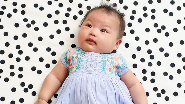 Baby 6 weken