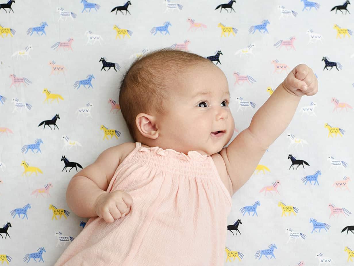 baby 9 weken