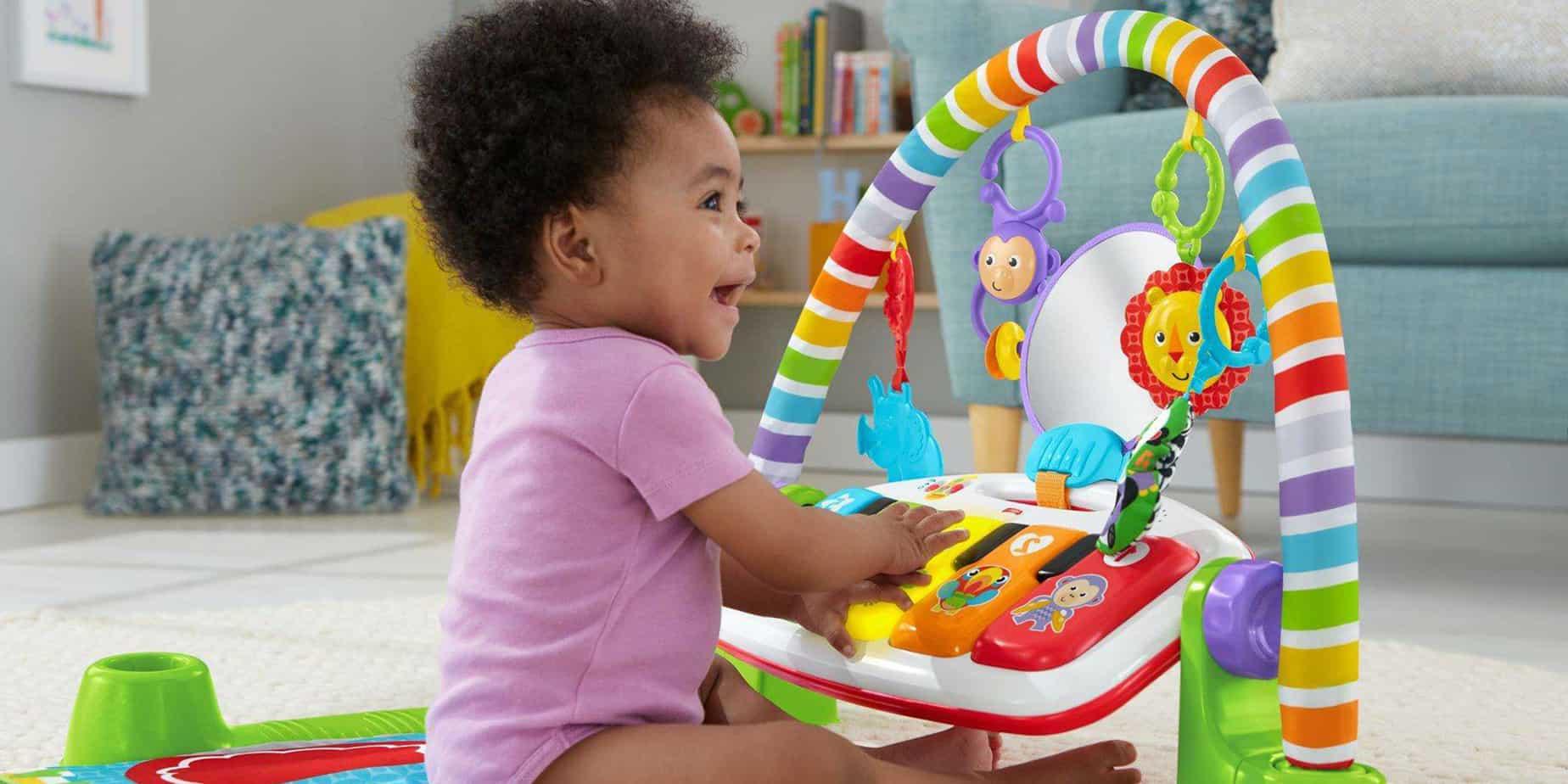 Beste speelgoed voor 6 tot 12 maanden oud