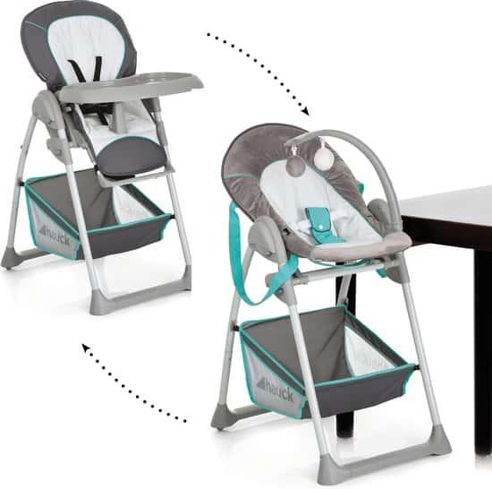Hauck Sit 'n Relax Kinderstoel - Hearts