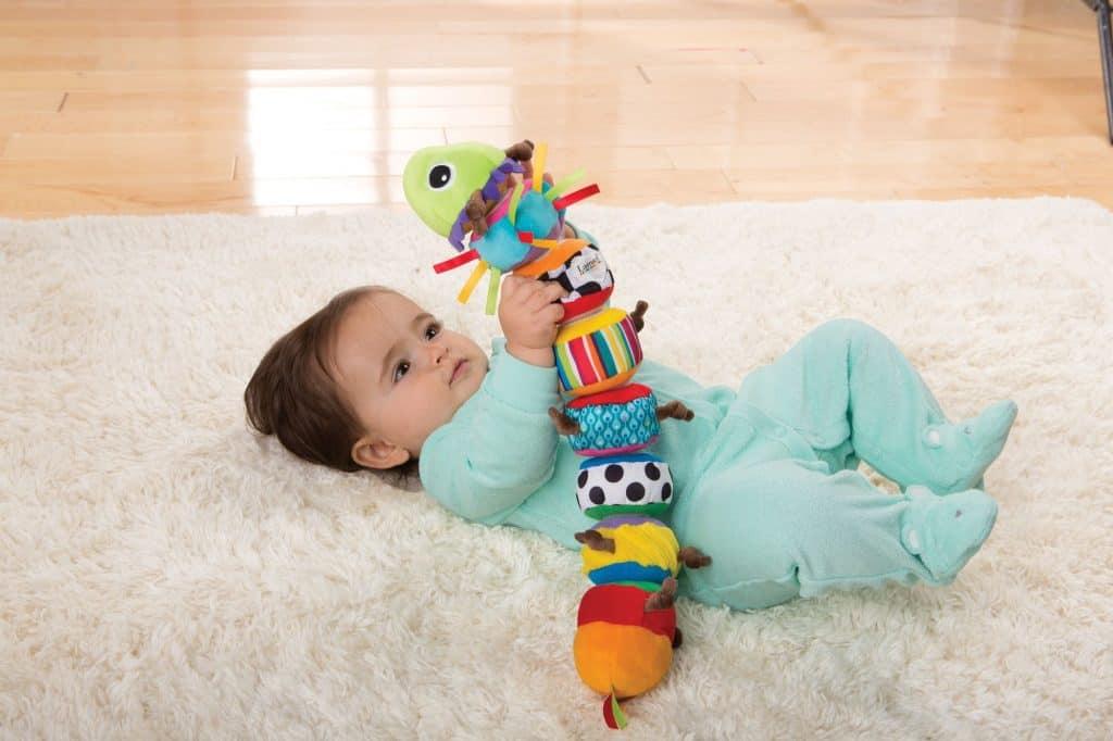 Speelgoed voor 6 tot 12 maanden oud