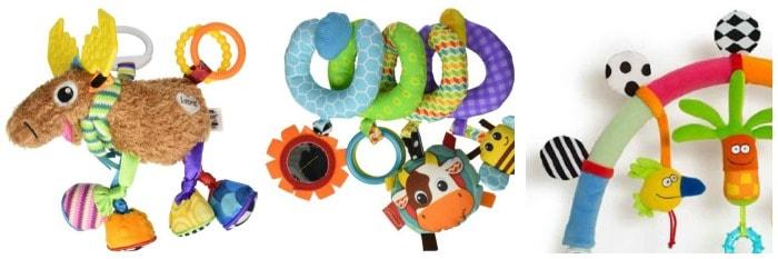 speelgoed voor 0 tot 6 maanden oud