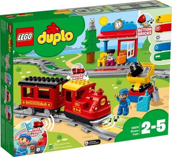 LEGO DUPLO Stoomtrein