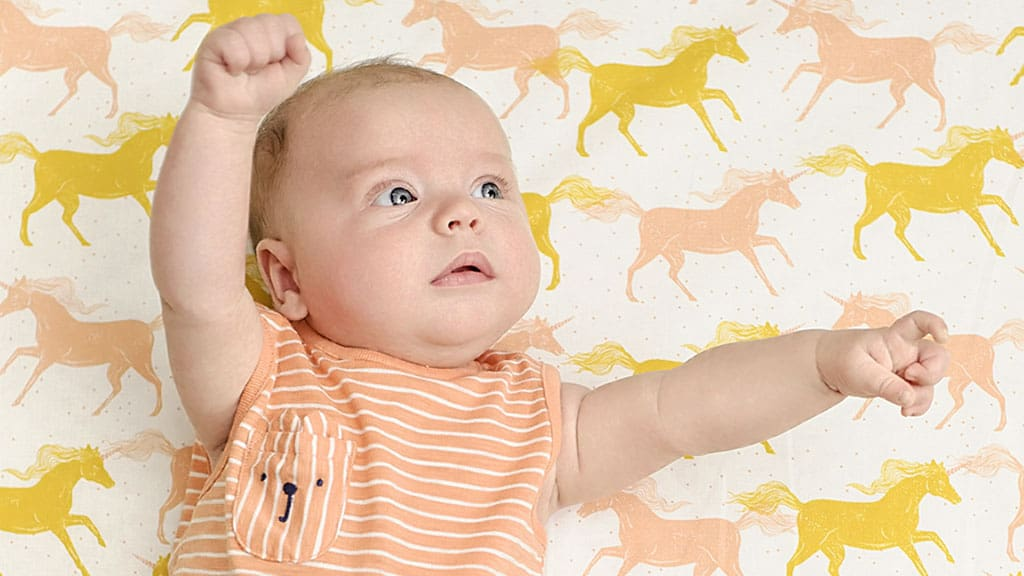 Baby 11 weken