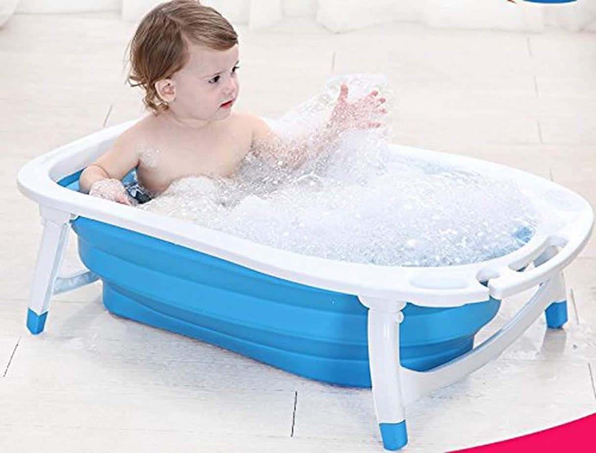 Beste Opvouwbaar bad
