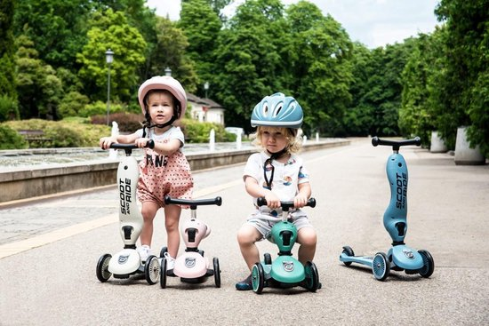 Scoot and Ride Highwaykick 1 Step - Loopfiets Forest