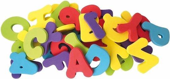 Nûby Badspeeltjes Letters en Cijfers