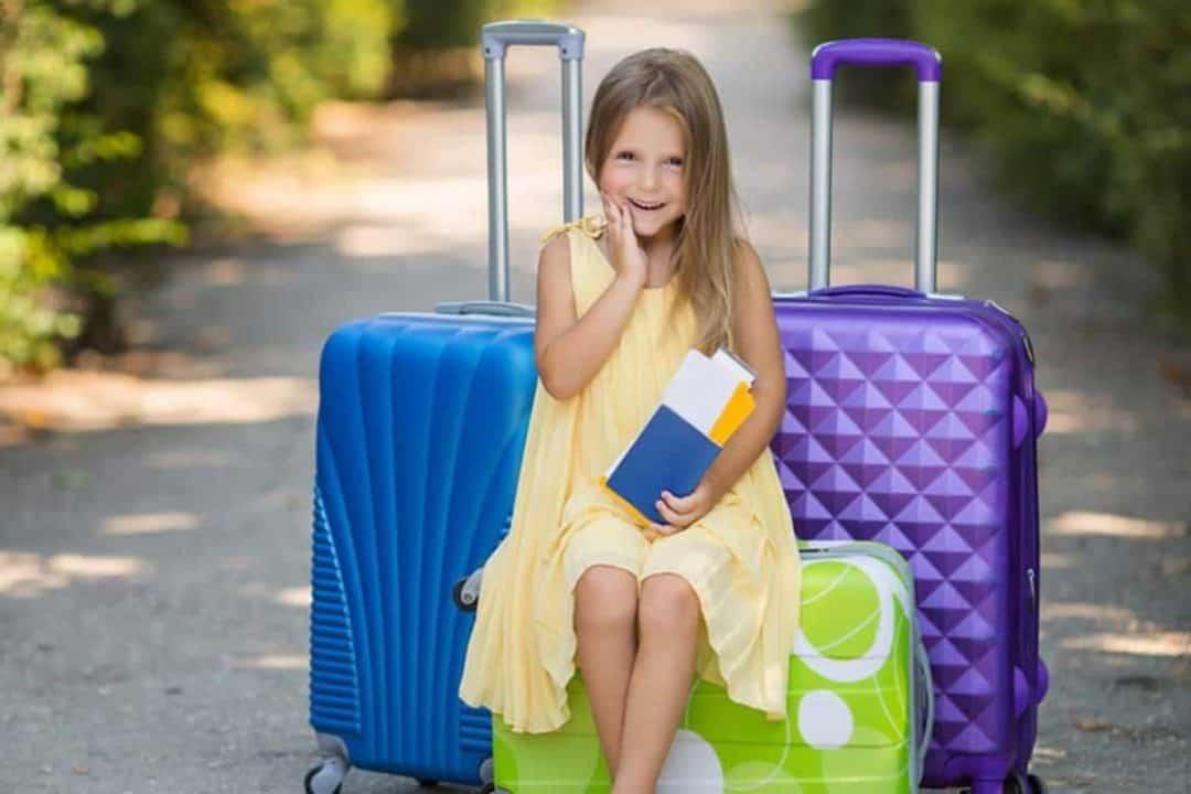 Beste Kinderkoffer