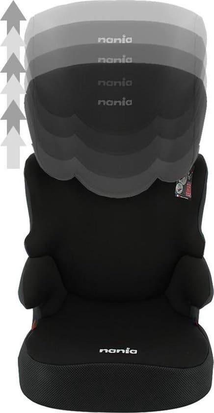 Disney Befix First FROZEN - Autostoel groep 2 3 - vanaf 3 jaar - goed getest door ANWB - Lichtblauw