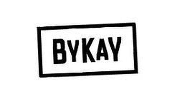 ByKay classic carrier Black denim - peuterdrager - Draagzak - Effen, Zwart